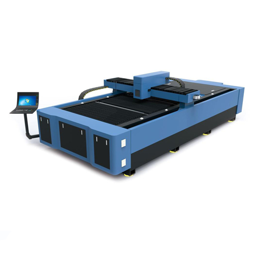 GEMQG-4020F-1000 1000W Metal Fiber Laser Cutting Machine