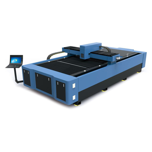 GEMQG-4020F-1500 1500W Metal Fiber Laser Cutting Machine