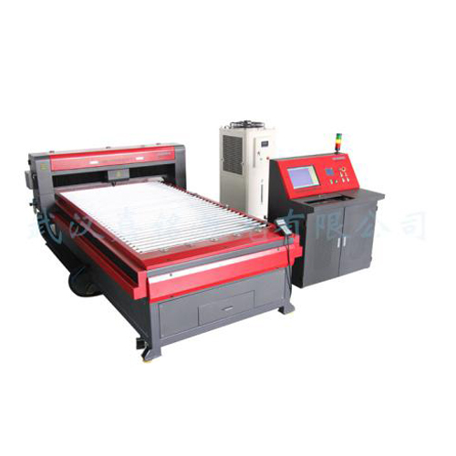 GEMQG-2513 500W Medium Scale Metal YAG Laser Cutting Machine