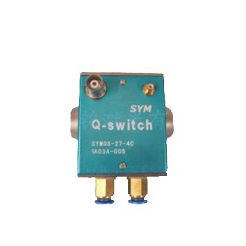 Acoustic Optics Q Switch