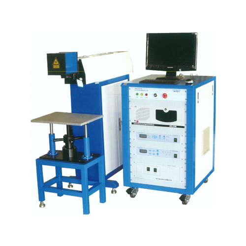 GEMJB-D80 DPSS Side YAG Laser Marking Machine