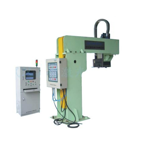 Medium And Heavy Plate Punch Marking Machine