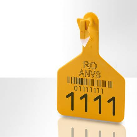 Plastic tags Laser Marking