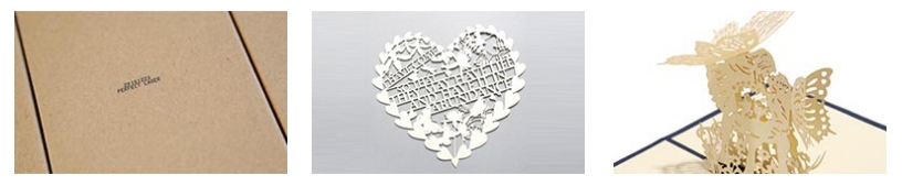 Laser Engraving, cutting and Marking of Paper & Cardboard