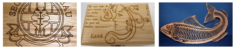 Laser Engraving, Cutting And Marking Of Wood