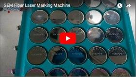 GEM Fiber Laser Marking Machine