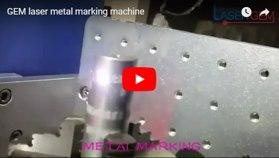 GEM Laser Metal Marking Machine