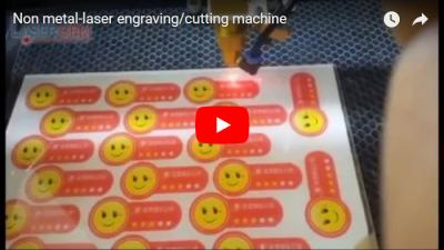 Non Metal-laser Engraving/Cutting Machine