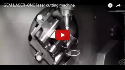 GEM LASER -CNC laser cutting machine