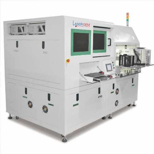 GEM-WLM-300-Automatic Wafer Laser Marking Machine