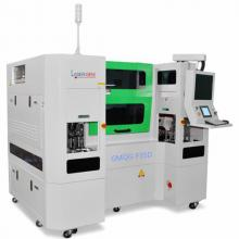 GEMQG-F350D Automatic Micro SD Card Laser Cutting Equipment