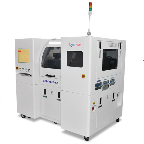 Automatic UV Laser Etching Machine