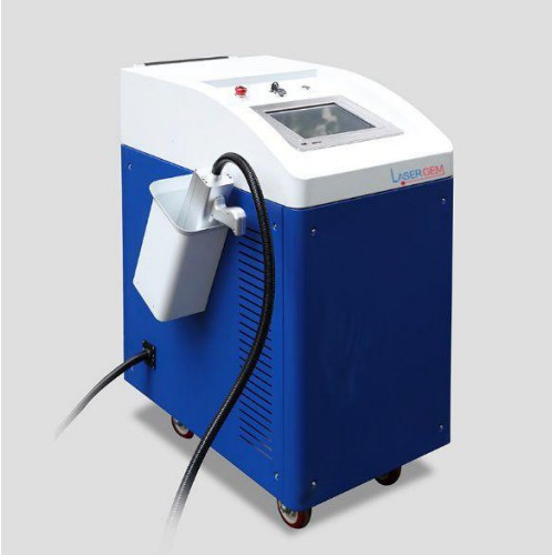 Handheld Laser Cleaning Machine GEM-QX-100