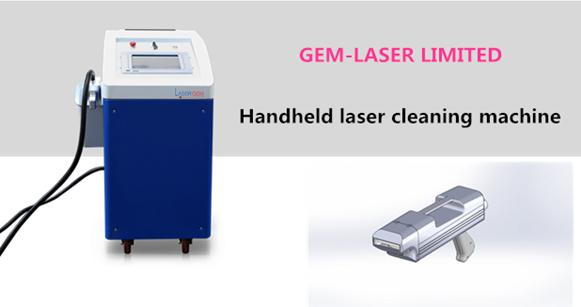 handheld laser cleannig machine