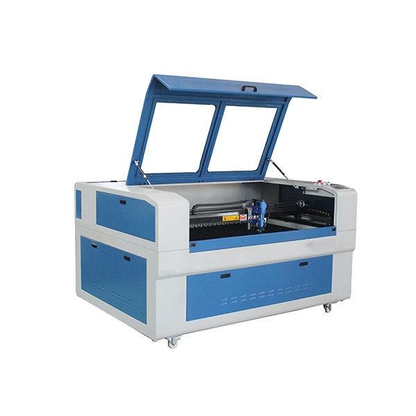 GEM-L1290T Multifunctional Handcraft CO2 Laser Engraving Machine